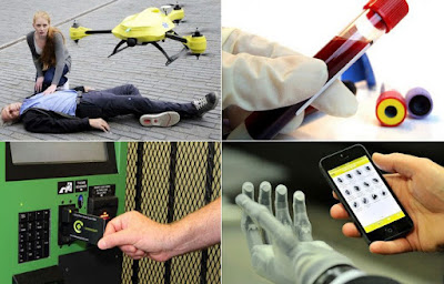 Lima Teknologi Kesehatan Paling aneh dan Brilian