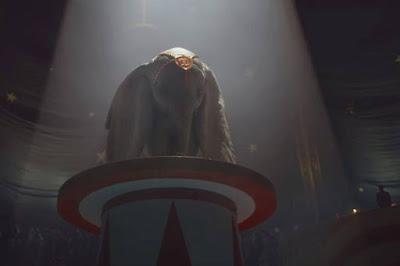 Dumbo - Imagem & Segundo Trailer
