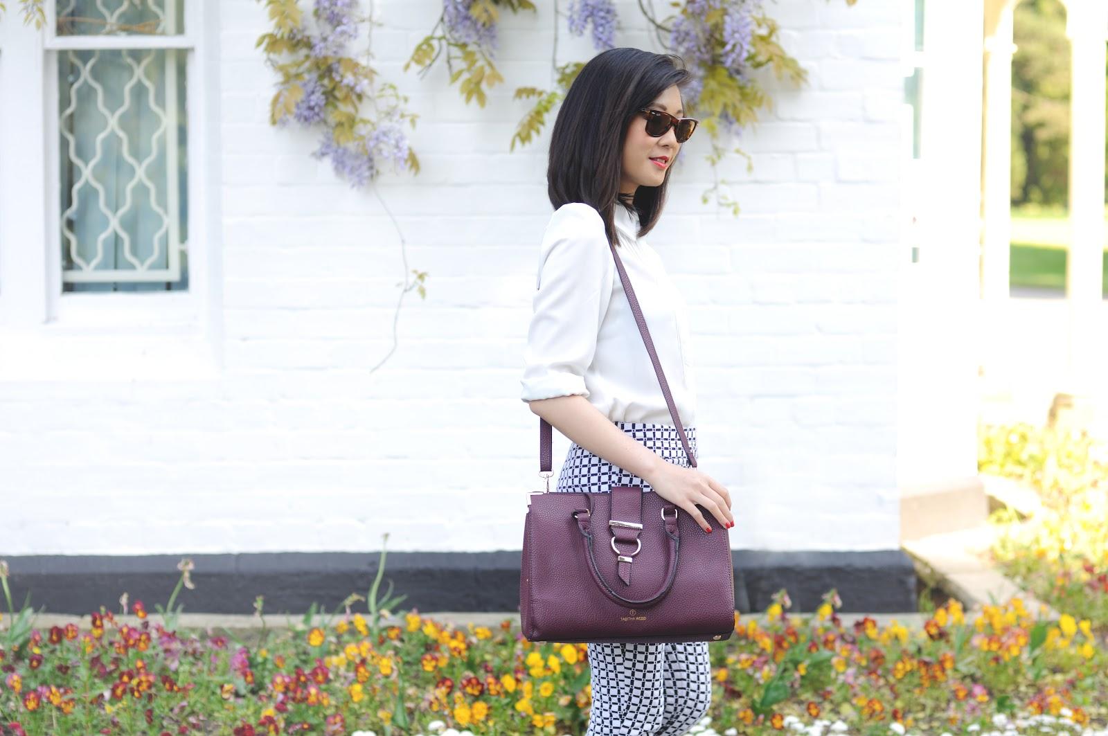 uk fashion blogger, avon tabitha webb handbag accessories collection