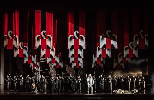 Lohengrin, Royal Opera, 7 June 2018