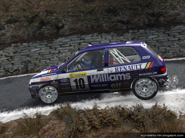 Skin-Renault-Clio-Williams-F1-1994