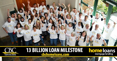CBC National Bank's Mortgage Division Surpasses $13 Billion Loan Production Milestone, Earns Additional Accolades