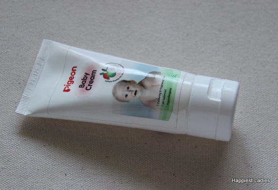 Pigeon Baby Cream India