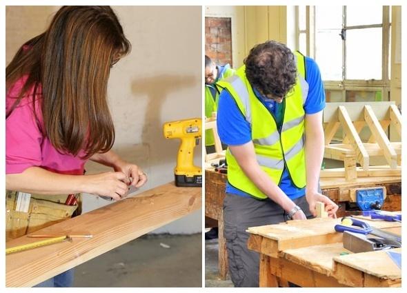carpintería, trabajar la madera, proyectos pdf, tutoriales