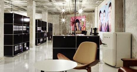 Tips para tener una oficina con estilo y a la moda for Mobiliario de oficina definicion