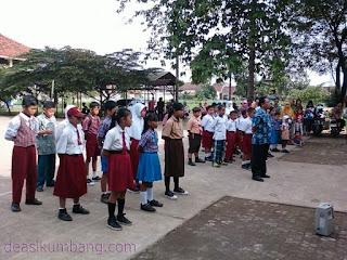 Lomba Calistung tingkat SD Kabupaten Bekasi