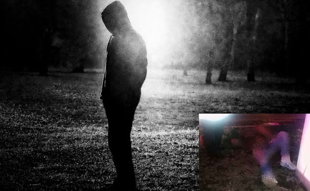 Hombre misterios