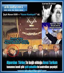 Adnan Menderes, Alparslan Türkeş, arusilik, harun kan (Aaron kanduyati), kripto Yahudiler, ömer fevzi mardin, sabetaycılar, sabetayistlik, slider, Türkçülük akımı, yahudilik