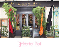 restaurant Djakarta Bali
