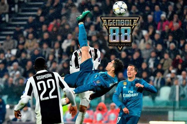 Cristiano Ronaldo Salto