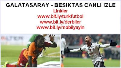Galatasaray Beşiktaş şifresiz . Galatasaray Beşiktaş maç yayını