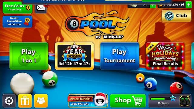 تحميل لعبة البلياردو للكمبيوتر و الموبايل الاندرويد مجانا برابط مباشر ميديا فاير download billiards games