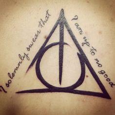 Tatuajes De Harry Potter Los 6 Meses De Hp Viviendo En Nuestro