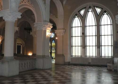 Palatul Culturii din Iasi - interior