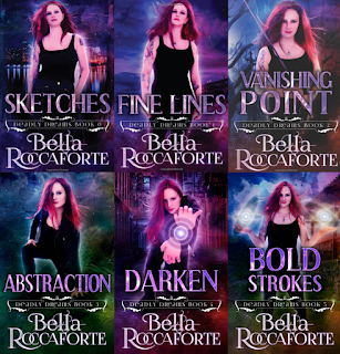 Deadly Dreams by Bella Roccaforte on Amazon