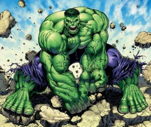 Hulk strength