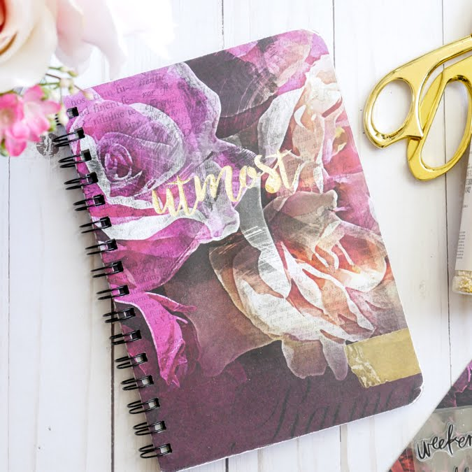 How To Create a Book Journal by Jamie Pate | @jamiepate