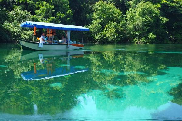 macédoine ohrid monastère sources lac saint naum