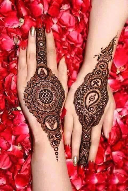 Mehandi Design for Hands 2