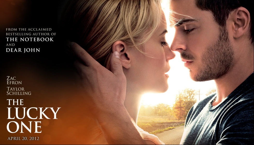 The Lucky One – The Chemistry of Love : Teaser Trailer