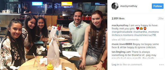 Sunshine Cruz's Children Finally Spoke About Her Relationship with Macky Mathay! Must Read!