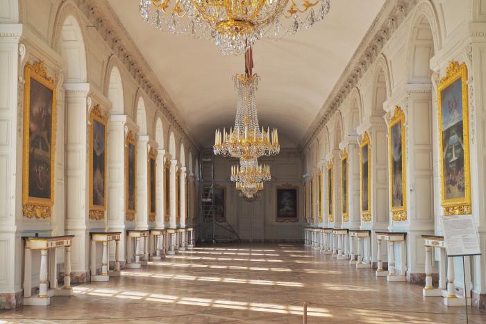 Visite du Grand Trianon à Versailles