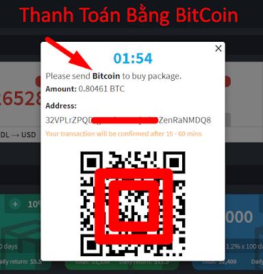 BitDeal Lending đổi hình thức thanh toán, Lending bằng BitCoin