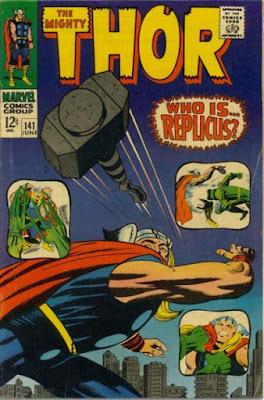 Thor #141, Replicus