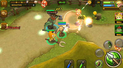 Guardian Hunter: SuperBrawlRPG Mod apk