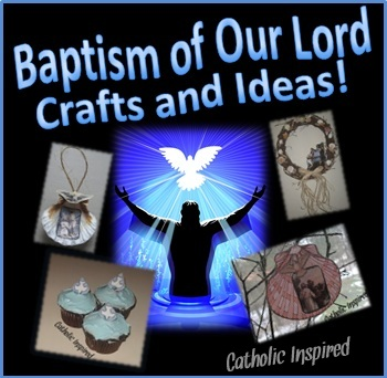Baptism Of Our Lord Shell Craft Plus A List Of More Ideas