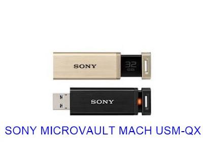 Sony MicroVault Mach USM-QX