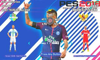 Pes Jogress V3 Mod Save Data Texture Indonesia Legends & Gojek All Star