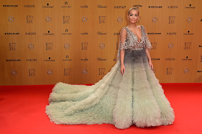 Rita Ora at Bambi Awards-2015