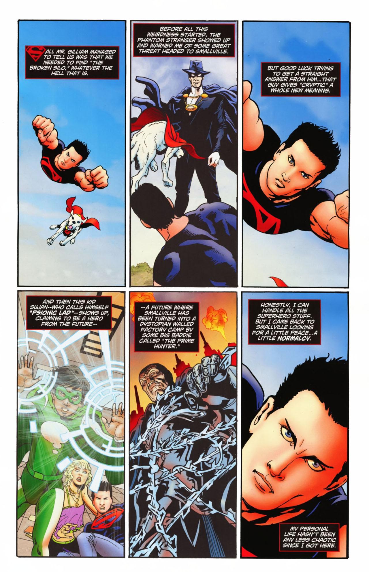 Superboy [I] Issue #5 #5 - English 5