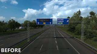 ets 2 realistic signs screenshots 3a