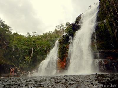 Chapada dos Veadeiros - Cachoeira Almecegas I - Fazenda São Bento