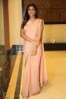 Eesha Rebba in beautiful peach saree at Darshakudu pre release ~  Exclusive Celebrities Galleries 075.JPG