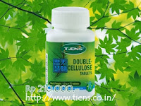 DOUBLE CELLULOSE TABLETS