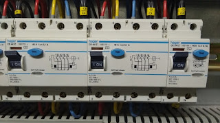What is difference between MCB, MCCB, ELCB, RCCB, RCD, RCBO
