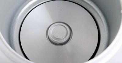 Review nồi cơm điện Midea 0.6 lít MB-FS1617