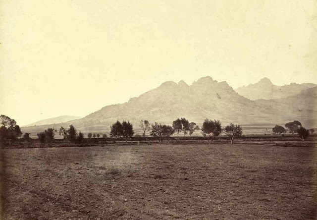 Prilep the fortress of King Marko October 1863