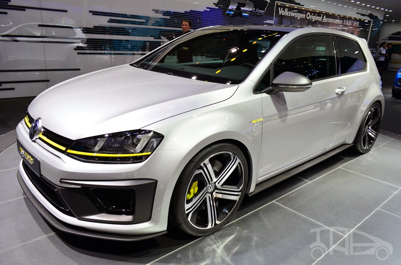 2014 volkswagen golf r 400 concept exterior and interior auto review 2014