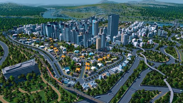 Cities Skylines PC Game Full Version Gameplay 2