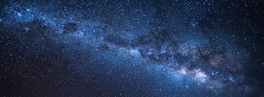 Espacio Estrellado | Fondos del espacio | Portadas Facebook
