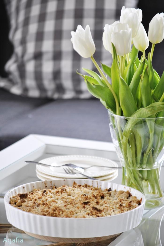 co zrobić z jabłek? | przepis na szybkie ciasto
