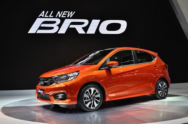 Inilah Kelebihan Honda Brio Generasi Kedua