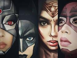 Keren! Cosplayer Hijab Ini Menirukan Berbagai Kostum Superhero