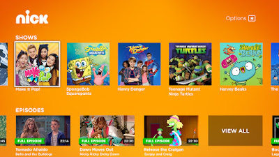 Nickalive Nickelodeon Launches Emmy Award Winning Nick