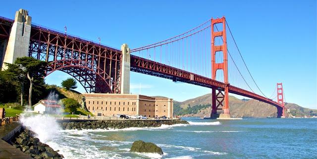 San Francisco em agosto