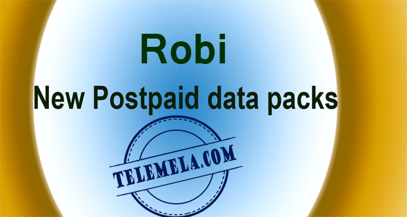 Robi Postpaid New Internet Package